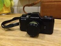 Pentax Auto 110 SLR Camera