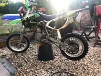 Kx65. ! Kawasaki ! NOT RM YZ CR