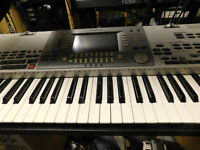 Yamaha PSR9000 Pro 76 note keyboard in excellent condition RRP £2500