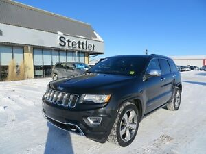 2015 Jeep Grand Cherokee OVERLAND HEMI! EXTENDED WARRANTY!!