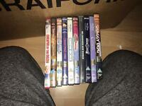 99 dvds some sealed and most are disney