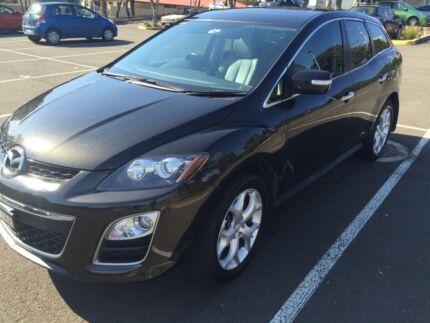2009 Mazda CX-7 Wagon Luxury Sports $20,950 ONO Kellyville Ridge Blacktown Area Preview
