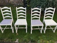 4 x chairs *SOLD*