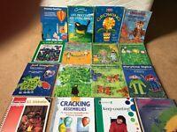 Primary teaching resource books