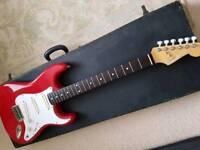 Fender Squier Stratocaster E Series MIJ