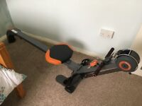 Body Sculpture Rowing Machine with DVD