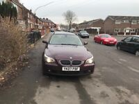 Bmw 530d top spec and very good looked after