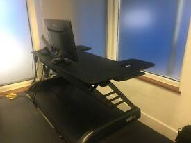 Veridesk Exec 48 - Height-Adjustable Standing Desk