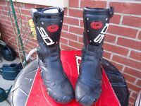 Sidi M/C Boots