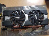 Sapphire AMD Radeon R9 280X DUAL-X OC (3072 MB) Graphics Card