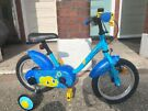 Kids Decathlon bike suitable for age 4+