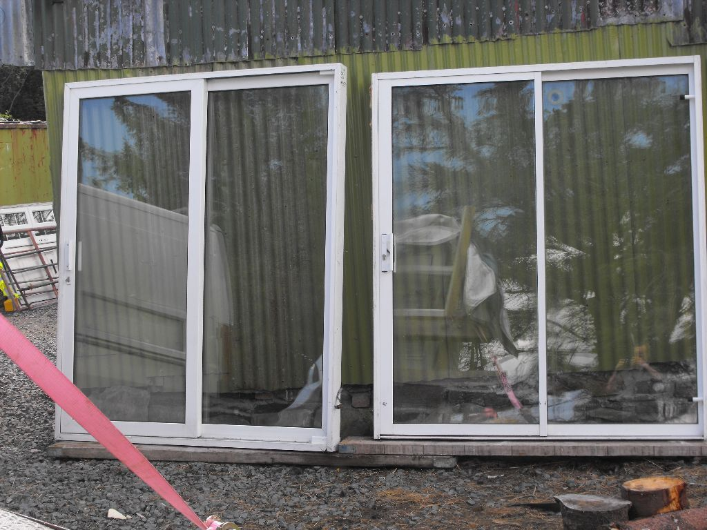 Sliding Patio Doors For Sale 4 Years Old In Londonderry County