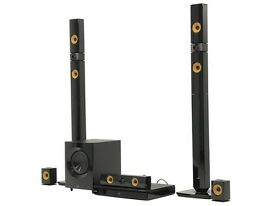 LG 3D Blu Ray 5.1 Channel 1200W Home Cinema System
