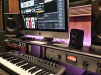 Experienced Music Producer With Recording Studio