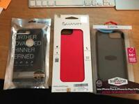 3 new and boxed iPhone 6/7 plus cases *Survivor*