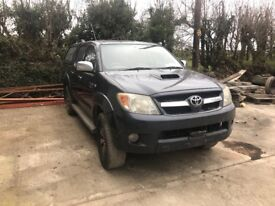 Toyota landcruiser - hilux and Amazon parts
