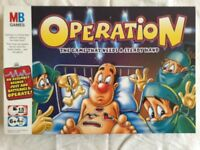 Operation: the game that needs a steady hand