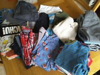 Boys clothes bundle aged 7-8 years
