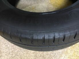 175 65 15 Comtinental tyre