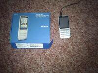 Nokia C3-01 used