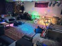 Band/Artist Rehearsal Space