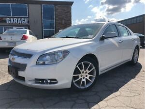 2011 Chevrolet Malibu LTZ LEATHER MOONROOF