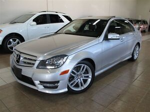 2013 Mercedes-Benz C-Class C300 4MATIC 2 years warranty included