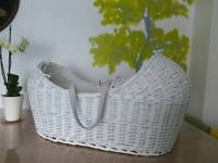 Mother care moses basket
