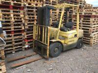Hyster Forklift low mask