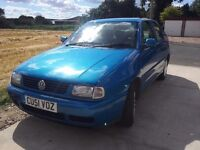 VW POLO Diesel 1.9TDI / New mot / New cambelt fitted / towbar / Super economical