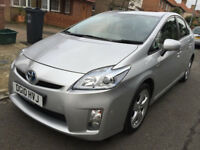 TOYOTA PRIUS T-SPIRIT 2010 UK MODEL WARRANTED MILEAGE HPI CLEAR