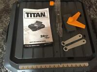 TITAN Electric 240V Tile Cutter 500W