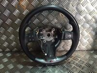 seat leon fr multifunction steering wheel