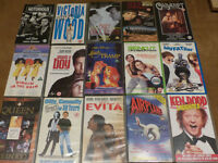 VHS VIDEO TAPES FOR SALE