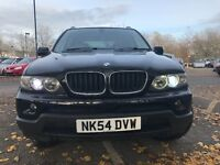 Lovely BMW X5 3.0d 2004 face lift auto mot till Jun/2017