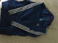 Adidas originals Becker full zip track top
