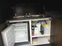 Professionally converted camper van