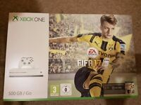 Xbox One S Brand New and Sealed with Games and other items - Xmas bargain