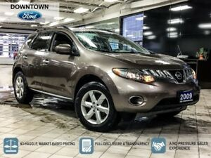 2009 Nissan Murano S AWD  | YOU SAFETY YOU $AVE