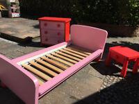 Children's IKEA furniture set (3 pieces)