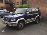 3 LITRE Diesel ISUZU TROOPER FOR SALE