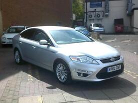 FORD MONDEO 1.6 TDCi Eco Zetec Business Edition [SS] (silver) 2012
