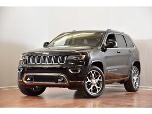 2018 Jeep Grand Cherokee Limited STERLING CUIR TOIT-PANO NAV HIT