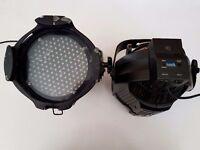 2 x LED Par Cans - £25 the pair