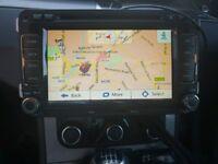 Volkswagen SAT NAV dvd player VW passat jetta polo golf GPS usb wifi radio 3G DAB+ RNS510 style