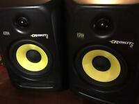 Krk Rokit 6 G3 amazing active speakers