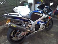 For sale gsxr1000 k2