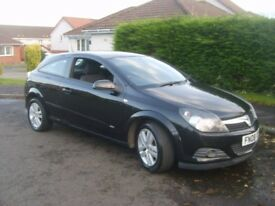 VAUXHALL ASTRA 1.4 SXI 3 DOOR 63K MOTED £2395