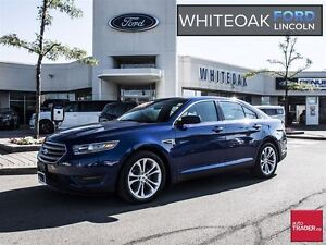 2013 Ford Taurus SEL, LEATHER, MOON ROOF, NAVIGATION