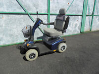Legend Clasic XL8 Mobility 4- Wheel Scooter